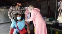 Penyandang Disabilitas di Jombang Terima Vaksinasi Covid-19
