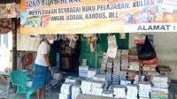 Buku bekas, Pasar Loak, Berita Jombang, Jombang,