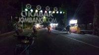 Sentra kuliner di Jalan Dr Soetomo Jombang sepi penjual. KabarJombang.com/Diana Kusuma/