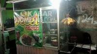 Warung pecel ndeso di Peterongan, Jombang. KabarJombang.com/M Faiz H/