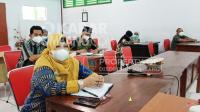 Dinas Pendidikan dan Kebudayaan (Disdikbud) Kabupaten Jombang mengikuti Sosialisasi dan Workshop Penyusunan Sasaran Kinerja Pegawai (SKP) Tahun 2021 secara Daring (dalam jaringan) pada Kamis (19/8/2021).