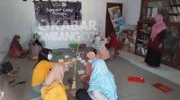 Korban kekerasan seksual di Jombang mengikuti trauma healing yang diadakan WCC. KabarJombang.com/istimewa/