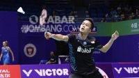 Tumbang dari Chen Long, Sinisuka Ginting Gagal ke Final Olimpiade Tokyo 2021