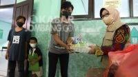 Bupati Jombang Siapkan Beasiswa Tiga Anak Yatim yang Ibunya Meninggal Covid-19