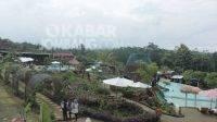Destinasi wisata di Jombang mulai dibuka kembali dengan kapasitas maksimal 50 persen. KabarJombang.com/Daniel Eko/