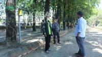 Sempat Terseok, Proyek Revitalisasi Alun-alun Jombang Berlanjut