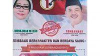 Seragam Gratis, Pemkab Jombang, Bupati Jombang, Wabup Jombang, Covid-19, Berita Jombang