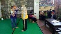 Tawa Sumringah Anak Panti Asuhan Jadi Semangat Para Relawan di Jombang