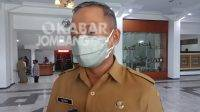 Kepala Badan Kepegawaian Daerah Pendidikan dan Pelatihan (BKD-PP) Kabupaten Jombang, Senen. KabarJombang.com/Daniel Eko/