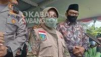 PPKM, Pemkab Jombang
