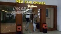 Pengunjung saat keluar dari bioskop di Jombang, Kamis (23/9/2021). KabarJombang.com/Diana Kusuma/