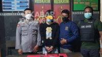 Edarkan Sabu, Dua Pemuda di Mojowarno Jombang Diciduk Polisi