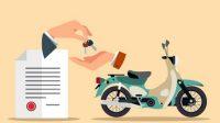 Ilustrasi leasing dapat menarik barang kredit tanpa pengadilan.