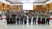 Tutup PKL SESPIMMA di Jombang, Ini Pesan Bupati Mundjidah Wahab