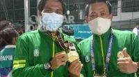 Santri Atlet Tenis Asal Jombang Raih Medali Emas di PON XX Papua