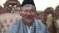 Mendiang pengasuh Ponpes Al Hamidiyah, Bahrul Ulum Tambakberas Jombang, KH M Irfan Sholeh Hamid.