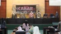 Ini Jawaban Bupati Jombang Atas Raperda APBD 2022 Dalam Sidang Paripurna DPRD