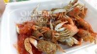 Mencicipi Baby Crab Crispy, Jajanan yang Lagi Viral di Jombang