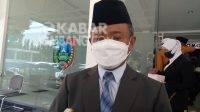 Kepala Badan Kepegawaian Pendidikan dan Pelatihan (BKDPP) Jombang, Senen rangkap jabatan sebagai pejabat sekda. KabarJombang.com/Diana Kusuma/