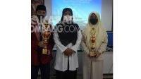 Siswa MTsN 2 Jombang saat meraih prestasi. KabarJombang.com/Istimewa/