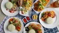 Usaha kuliner seafood milik pasutri tangguh di Jombang,