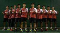 Timnas Indonesia dalam ajang Thomas dan Uber Cup